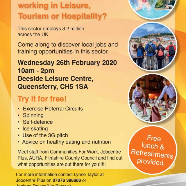 Leisure, Tourism and Hospitality Event